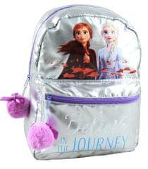 MaDe ruksak Frozen 2, srebrna
