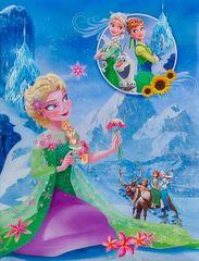 Disney Album samoprzylepny 22,5x28 cm 40 stron dziecięcy Disney 03