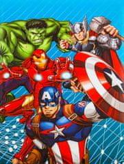 Disney Fotoalbum samolepicí 22,5x28 cm 40 stran dětské Disney 06 Avengers