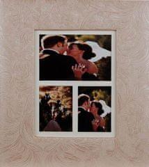 FANDY Fotoalbum na fotorůžky 29x32 cm 100 stran svatební Wedding pictures