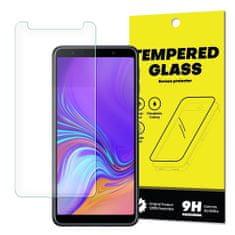 MG 9H ochranné sklo na Samsung Galaxy A7 2018