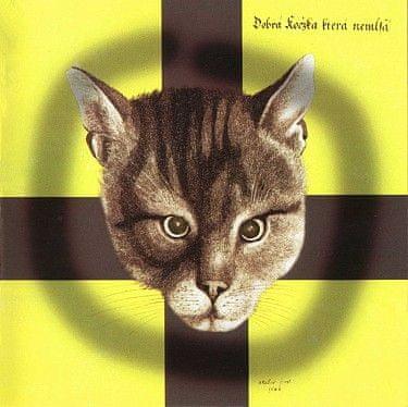 Lucie: Dobrá kočzka, která nemlsá - LP