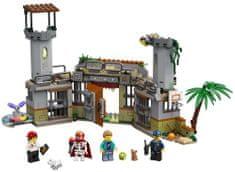 LEGO zestaw Hidden Side 70435 Opuszczone więzienie w Newbury