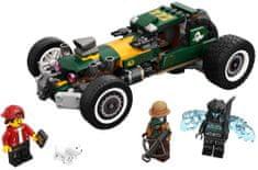 LEGO zestaw Hidden Side 70434 Nawiedzona wyścigówka