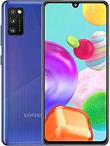 Samsung Galaxy A41 GSM mobilni telefon, 4GB/64GB, moder