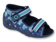 Befado sandały chłopięce Snake 250P090