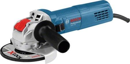 BOSCH Professional GWX 750-115 kotni brusilnik 750 W / 115 mm (0.601.7C9.000)
