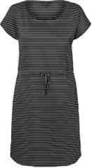Vero Moda Ženska obleka VMAPRIL 10198244 Black Stripe s