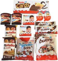 KINDER Big balíček sladkostí 13ks (779g)