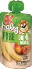 Kubík Baby Jablko-BANÁN 12x100g