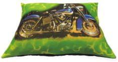 Bikersmode Polštář s potiskem M21 moto
