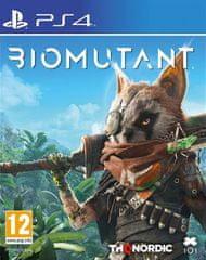THQ Nordic Biomutant igra (PS4)