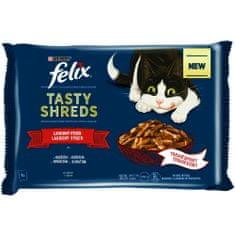 Felix Shreds okusen izbor v soku, 12x (4x 80 g)