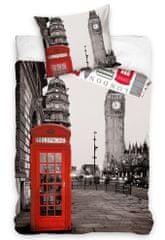 Carbotex pościel bawełniana Wieczorny Londyn