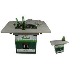 Esschert Design Stolová deska na pivní přepravky NG76