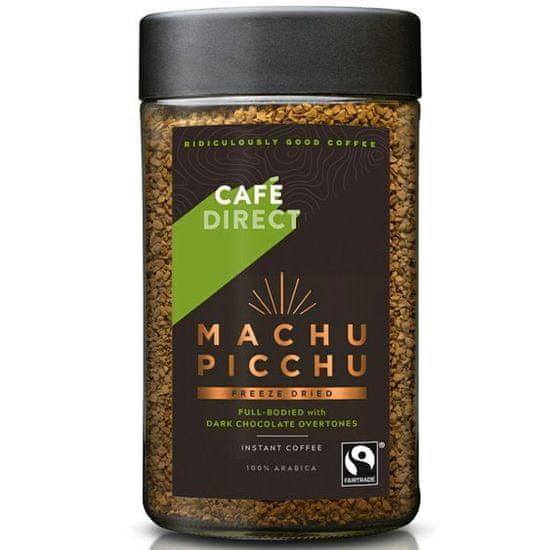 Cafédirect Machu Picchu instantná káva 200 g