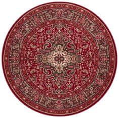 NOURISTAN Kruhový koberec Mirkan 104098 Oriental red
