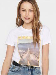 ONLY bílé tričko