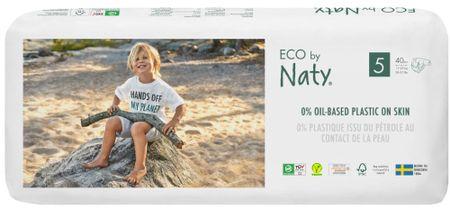 NATY Maxi pelenkák (11-25 kg) ECONOMY PACK, 40 db