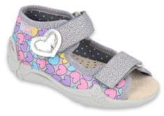 Befado dívčí sandálky Papi 342P013