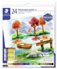 Staedtler Temperové barvy Design Journey, 24 barev, 12ml