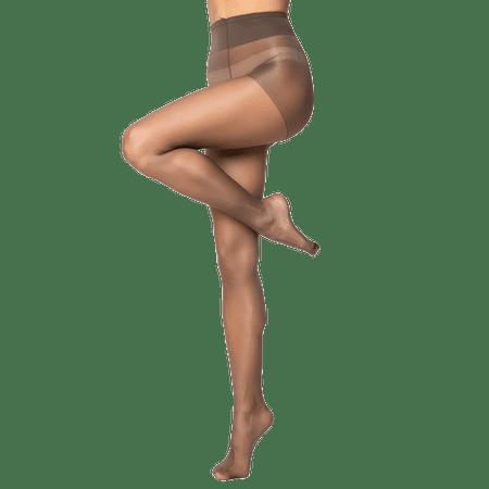 Andrea Bucci ženske hulahopke Gentle Support Tughts Factor 6 Compression 03/06126, M, crne
