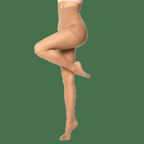 Andrea Bucci dámské silonky Gentle Support Tughts Factor 6 Compression 03/06126 L béžová