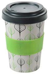 Kesper Téglik na kávu 400 ml, leaves