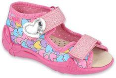 Befado dievčenské sandálky Papi 342P014