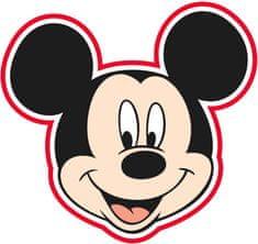 Eplusm 3D plážová bavlněná osuška Mickey mouse - 70 x 140 cm