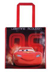 """Eplusm Ajándék / bevásárló táska Cars """"McQueen"""" - piros"""