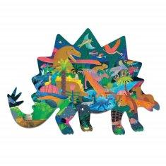 Mudpuppy Puzzle tvarované Dinosaury 300ks