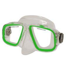 Calter Senior 22P potapljaška maska, zelena