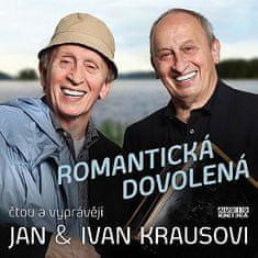 Kraus Jan, Kraus Ivan: Romantická dovolená - CD