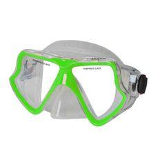 Calter Senior 282S potapljaška maska, zelena