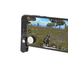 Coteetci herní joystick G2 LOK a PUBG černá-stříbrná