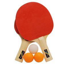 Rulyt 1ST set za stolni tenis, crveni