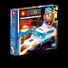 Immax LIGHT STAX HYBRID Flashing Police Car