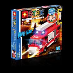 Immax LIGHT STAX HYBRID Light-up Fire Truck