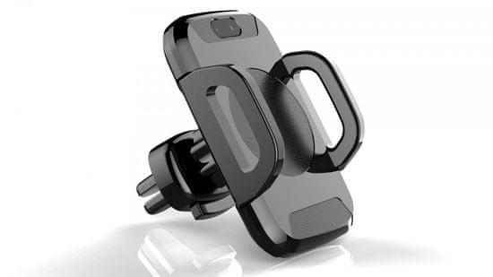 Immax Bezdrátová nabíječka do auta s automatickým uchycením