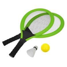 Calter Beach tenis/badminton set, zelen