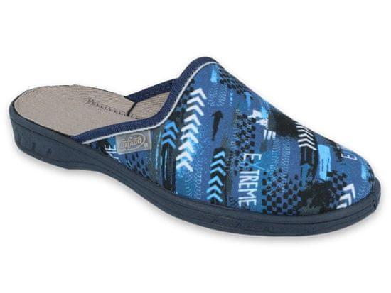 Befado Chlapčenské papuče Jogi 707Y402, 31, modré