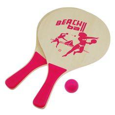 Calter Beach tenis set za na plažo, roza