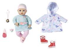 Baby Annabell Annabell, 43 cm + Kišna odjeća