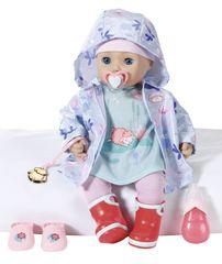 Baby Annabell Annabell, 43 cm + Dežna oblačila