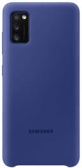 SAMSUNG EF-PA415TL Silicone Cover Galaxy A41, Blue EF-PA415TLEGEU