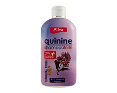 Milva Šampón chinín forte 200 ml