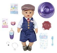 BABY born Soft Touch, dječak u elegantnoj odjeći, 43 cm