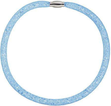 Preciosa Svetleča ogrlica Scarlette Blue 7250 58