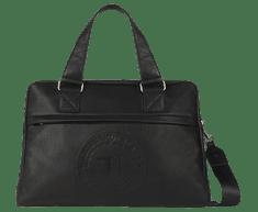 Trussardi Jeans unisex černá taška 71B00191-9Y099999